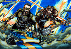 Sabaton by the-ChooK