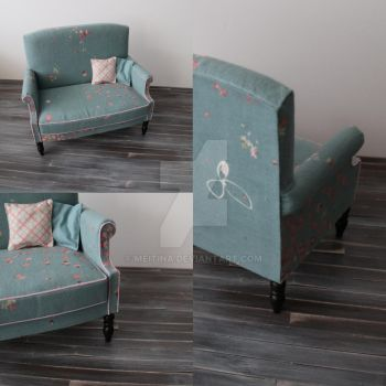 New 1/4 scale sofa by meitina