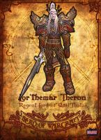 Lor'themar Theron-Armor by Hilson-O