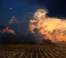 Toxic Sky by indecent-lighting