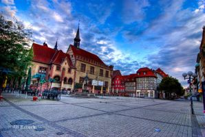 Goettingen by alierturk