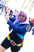 Future Trunks Cosplay by MajinNeda