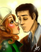 Will and Emma by nytemyst