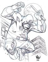 DARE-GORILLA by Wieringo