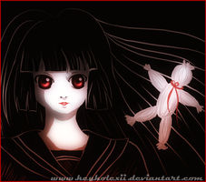 Hell Girl by keyholeXII