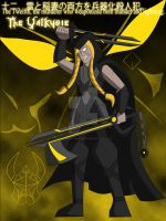 The Twelfth Darkness- The Valkyrie by TheScarletMercenary
