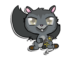 Richard Sticker commission by Pink-Doodlr