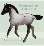 Nordanner Foal 7461 by RW-Nordanners