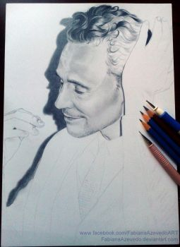 Mr. Hiddles - WIP by FabianaAzevedo