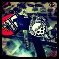 My keys by Vince-Zombie