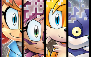 sonic comics PSVita background 13  by hedgehognetworks