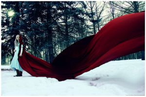 Little Red Riding Hood by Verrett