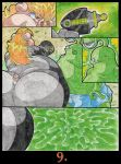 Venus And The Green Alien. P9. by Virus-20