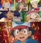 Ash is in deep trouble by TheMexicanPunisher