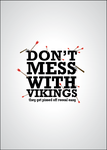 Vikings by justincurrie