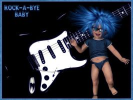 Rock-a-Bye Baby by DarkRiderDLMC