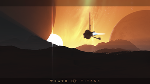 Wrath of Titans by mio188