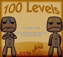 4PP: Little Big Planet by Criana