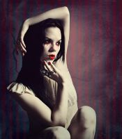 Cry Tears Of Blood by InToXiCaTeD-MiNd