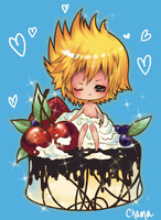 Roxas ~dessert~ by Chama