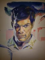 Dexter Morgan - Dark Passenger by Dwros89