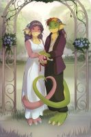 Hand Fasting by Noben