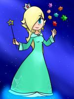 Rosalina by NintenDash