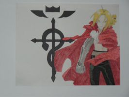 FMA - Edward's Poster by Ethelfan