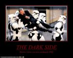 Shatner Turns to the Dark Side by THEJ0KES0nBATSY