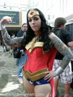Pax 2013 Goddess on Earth by nwpark