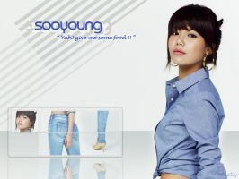 spao_sooyoung_by_rhuday by rhuday