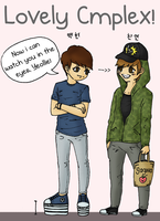 Lovely Complex - Exo BaekYeol by SwagSagwa