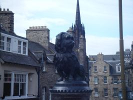 Greyfriars Bobby by ToshiroIsSooCutE