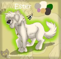 .:Loyal As Always Ester:. REFERENCE 2013 by Wolf-Chalk
