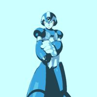 Megaman X pop art 4 by DevintheCool