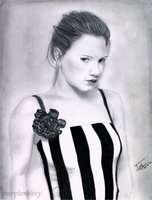 Anna Paquin by PurpleHeartIvY