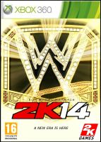 WWE 2K14 cover by ultimate-savage