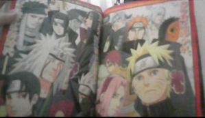 Naruto 467 cover by Thecmelion