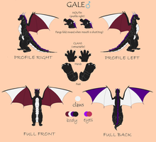 Gale Reference Sheet by TheDragonInTheCenter