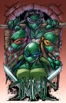 14 TMNT BW ColorsLOW by HeagSta