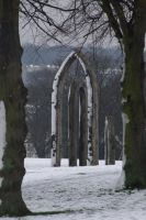 Wooden arches 2 by Paulus1962