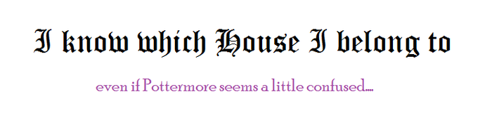 Pottermore is Confused by medricht