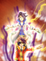 Sycamore y Flare (or What will become of Me?) by yami0815