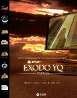 Cryo64 Exodo YQ Lite - Iconpackager Theme by DARIMAN