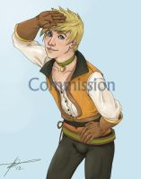 Guy Cecil - Commission by MelodicMadness