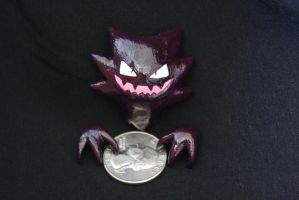 #093 Haunter by AnnalaFlame