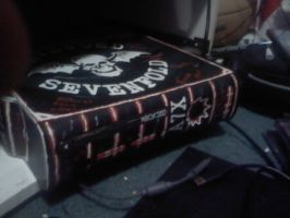FINISHED A7x XBOX360 by darkness68