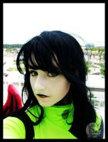 Shego, Close Up by K-chan323