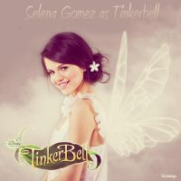 SG as Thinkerbell by SaraFashionDesign
