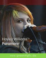 Hayley Williams Moto wallpaper by green4gfx